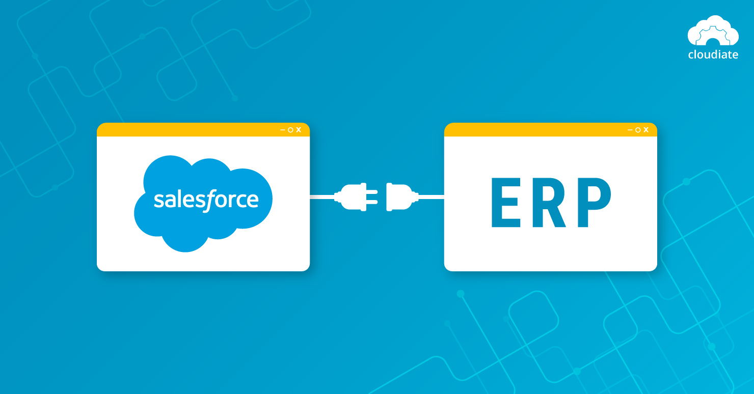 Common consideration for a Salesforce-ERP integration